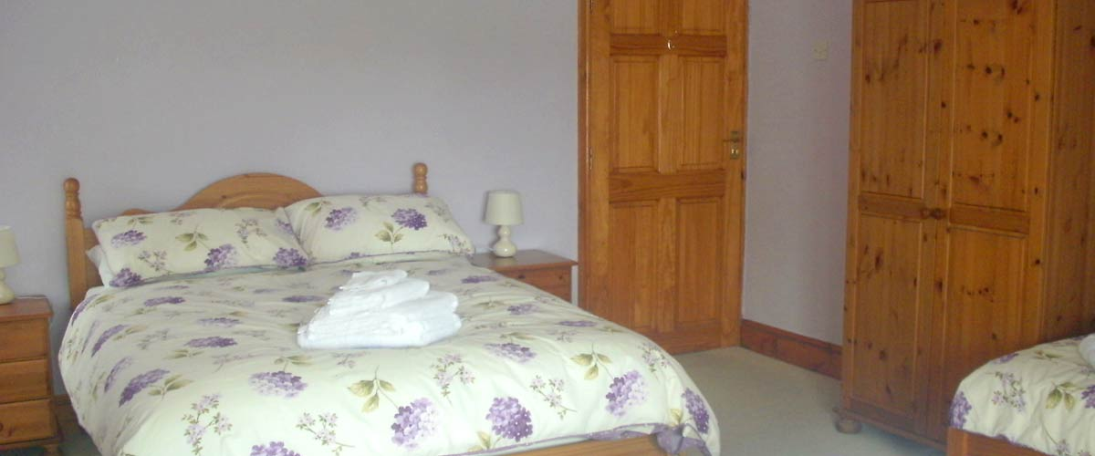 Bed and Breakfast at Ty Newydd